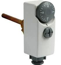 Aquastat et thermostat