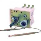 Thermostat ATLANTIC TC 2 bulbes + patte