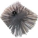 Hérisson acier rectangulaire 400 x 200
