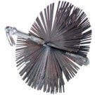 Hérisson acier à 2 anneaux diam. 250