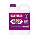 Nettoyant décembouant X800 SENTINEL - 904952